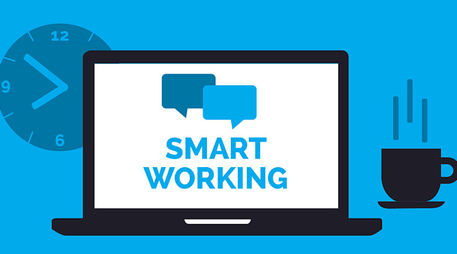 SMART WORKING ED AGGIORNAMENTO CORONA VIRUS